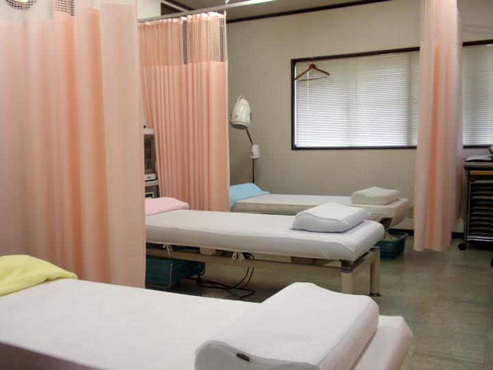 まごめ治療院内写真2